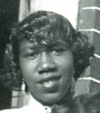 Mrs. Allien Mae Hubbard Franklin - March 20, 1968