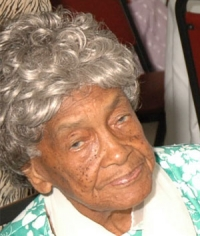 Mrs. Bessie Logan Wade - March 14, 2006