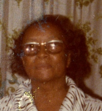 Mrs. Lillie Mae Lawson Hubbard - August 4, 1982