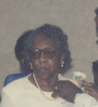 Mrs. Estella Chambers - October 26, 2005