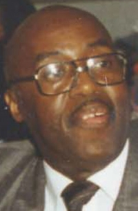 Dr. Bernard Alfred Friend Jr. - September 8, 2005
