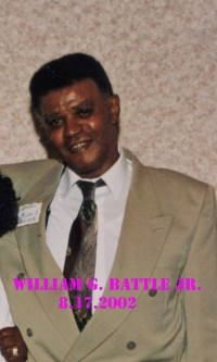 Mr. William Gordon Battle Jr. - August 17, 2002