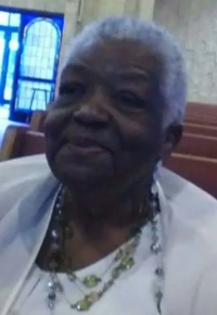 Mrs. Blanche 'Mae' (Hubbard) Frierson Oct 19, 2016